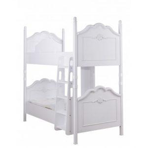 تخت دو طبقه کودک و نوجوان آپادانا مدل گلوریا